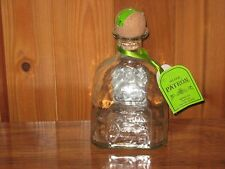 1 Patron Tequila Silver bottle - Empty 750 ML