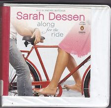Along for the Ride by Sarah Dessen (2009, CD, Unabridged) Young Adult Novel