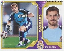 N°01 CASILLAS REAL MADRID STICKER CROMO PANINI LIGA 2012