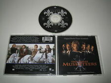 THE THREE MUSKETEERS/SOUNDTRACK/MICHAEL KAMEN(A&M/540 190-2)CD ALBUM