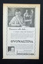 C653 - Advertising Pubblicità - 1953 - OVOMALTINA