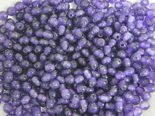 Natural amethyst round gem stone Beads Finished drilled bead gemstones