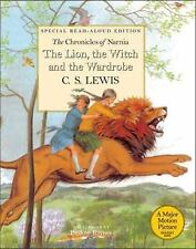 The Lion, the Witch and the Wardrobe Read-Aloud Edition Narnia