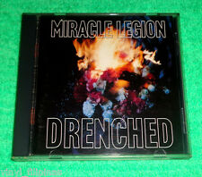 Made In U.S.A.:MIRACLE LEGION - Drenched CD ALBUM,New Wave