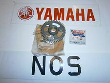 YAMAHA XT550, TT600, XT600 - ENGINE CRANKSHAFT GEAR BALANCE WEIGHT GEAR 44T