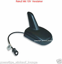 KFZ Shark Roof Antenna Foot Radio for VW Polo 86C 6N 6N2 9N 9N3 6R G40 GTI TDI