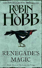 Renegade's Magic: Bk. 3: Soldier Son Trilogy by Robin Hobb (Paperback, 2008)