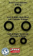 01-04 Mercedes SLK 32 SLK32 AMG Convertible Hydraulic Cylinder Repair Kit R170