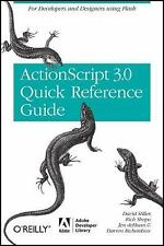 Adobe Developer Library: The Actionscript 3. 0 Quick Reference Guide : For...