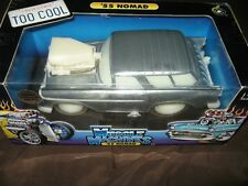 1955 NOMAD Chevrolet Only 504 Made 1/18 RAW MUSCLE MACHINEs Chevy 55 RARE 454 M2