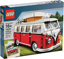 Lego 10220 Creator Volkswagen T1 Camper Van Brand New