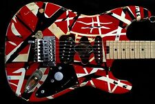 EVH Striped Series Or Charvel Frankenstrat **Aging Services** restoration