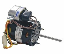 "4-N-1 Refrigeration Fan Motor 3.3"" 1/12 hp 1550 RPM 115/230V Fasco # 9721"