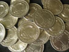 Yugoslavia 1 Dinar 1965  BU  lot of 25  BU coins