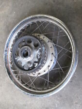 "1979 - 1982 Honda CB650 17"" Rear Wheel Spoked Rim"