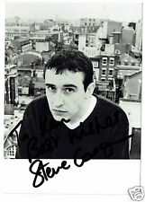 Steve Coogan Film and Television actor Hand Signed Photograph 7 x 5