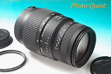 ***NEAR MINT*** SIGMA for Canon DG 70-300mm f/4-5.6 Zoom Lens