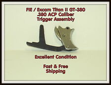 FIE / Excam / Tanfoglio Titan II GT-380 Trigger Assembly - Fast Free Shipping