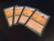 MTG MAGIC VISIONS ELEPHANT GRASS (FRENCH HERBES ELEPHANTESQUES) NM X4