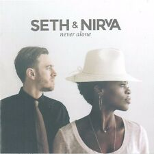 Never Alone by Seth and Nirva (CD, Integrity Music) with tobyMac & Shonlock