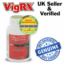 VigRx Capsules 60 X Penis Enhancement Maintain Erectile Function. Top Seller**.