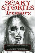 *Original Gammell Art/Schwartz Tales Scary Stories to Tell in the Dark Treasury