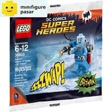 Lego DC Super Heroes Batman Classic TV Series 30603 - Mr. Freeze Polybag SEALED