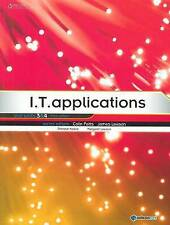 IT Applications,VCE Units 3&4by Colin Potts(2011-2014)Perfect Condition,not Used