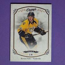 KEVIN FIALA  RC  2015-16 Champ's Rookie #260  Nashville Predators  Rookie