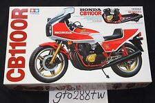 TAMIYA 1/6 scale bike kit- Honda CB1100R 1981(CB 1100 R) #16022 **Early Issue**