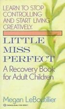 Little Miss Perfect, Le Boutillier, Megan, Good Book