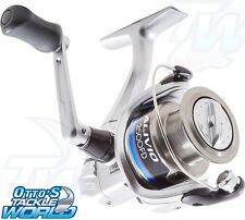 Shimano Alivio 2500 FD Spinning Fishing Reel BRAND NEW with Otto't Tackle World