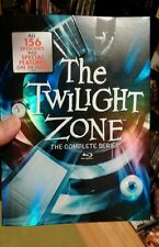 Twilight Zone: The Complete Series (Blu-ray Disc, 2016) NEW - Free Shipping
