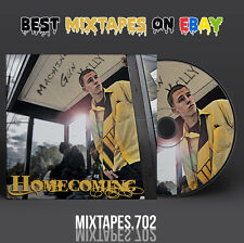Machine Gun Kelly - Homecoming Mixtape (Artwork CD/Front/Back Cover)