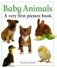 Baby Animals: A Very First Picture Book (Very First Picture Books Seri-ExLibrary