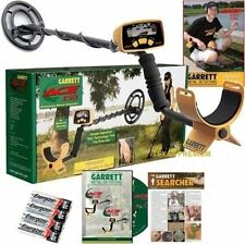 GARRETT ACE 150 ACE150 Metal Detector + PROformance Waterproof Search Coil Beach