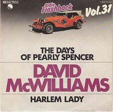 7 45 David McWilliams - The Days of Pearly Spencer RARE Vol. 31 NM Condition