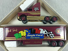 THE AMERICAN RACING SCENE 16 DOYLE FORD Truck Diecast Tractor Trailer 1:64 @AAA