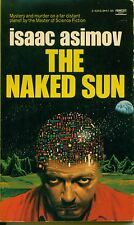 *THE NAKED SUN  by Isaac Asimov
