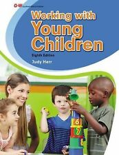 Working with Young Children by Judy Herr (2015, Hardcover)