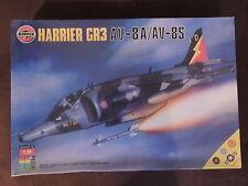 Airfix HARRIER GR3 AV-8A/AV-8S 1:24 Model - Factory Sealed