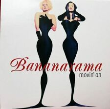 Bananarama - Movin' On -  CD Single [2015 Remastered + Expanded] In A Bunch