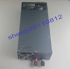 AC200-240V to 12VDC 100A 1200W switching Power Supply Regulator converter lab