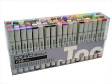 Copic Sketch Marker Set - 72 Plumas-Set D
