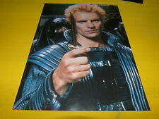 STING - Mini poster couleurs   !!!!!!!!!!!