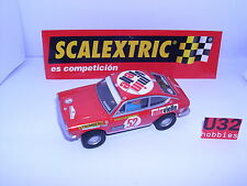 SCALEXTRIC SPAIN SEAT SPORT SEAT 850 COUPE #52 RALLYE COSTA DEL SOL 1969  MINT