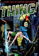 The Thing #9 Photocopy Comic Book
