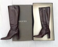Gucci Women's Boots - Size 38 - With Box