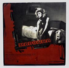 "MADONNA ♫ LIKE A VIRGIN ~ 1984 1ST PRESS M- RARE PROMO 12"" EXT. DANCE REMIX"