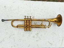 KING CLEVELAND 600 TRUMPET, 1960'S, BACH MOUTHPIECE